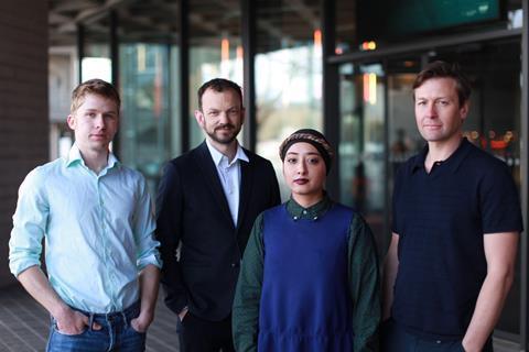 Fathom Architects Launch Team