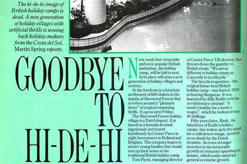 Archive image: Screenshot of 1987 article 'Goodbye to He-de-hi