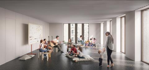 1485 Dunard Centre_31_MPR_Bildungsworkshop_0_Multi-purpose room_2021 redesign_David Chipperfield Archi
