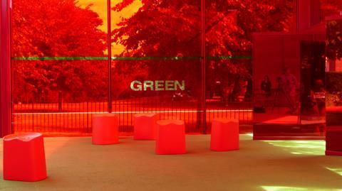 Jean Nouvel's Serpentine Gallery Pavilion