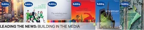 Building in the media