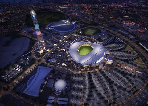 Khalifa stadium Qatar 2022 2