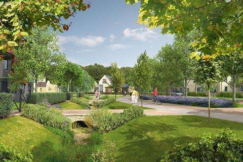 Dissington Garden Village
