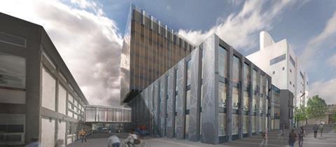 University of Edinburgh Darwin Building