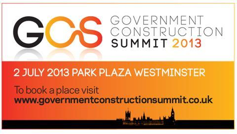 government construction summit button