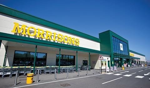 Morrisons, as well as Sainsbury's and Tesco, has announced big cuts to its development programme