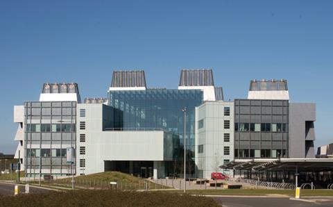 MRS Laboratory of Molecular Biology, Cambridge Biomedical Campus, Cambridge