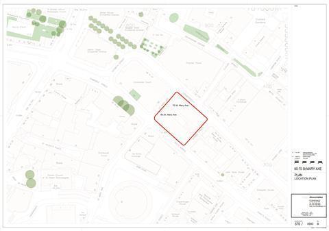 P0900 plan location plan