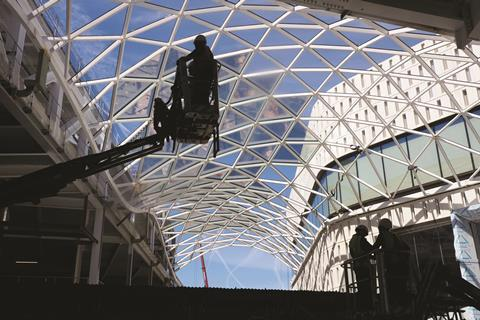 Westfield london ph2 expansion roof2