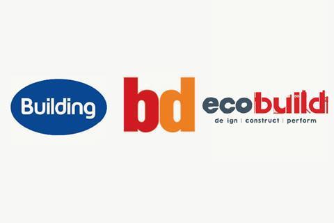 Building BD Ecobuild logos