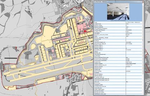 Carbon mapping Comprehensive data collection – including embodied carbon impact – of every building or surface within the Gatwick estate