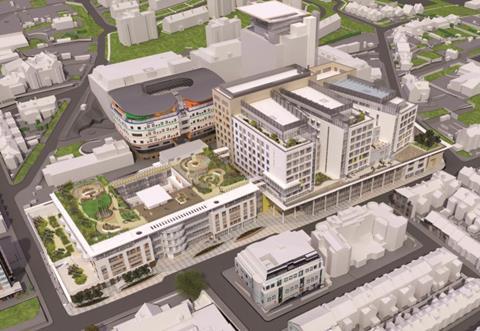 Brighton hospital web