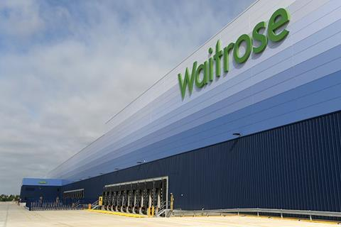 Waitrose distribution centre
