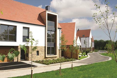 Derwenthorpe Village by Richard Partington Architects