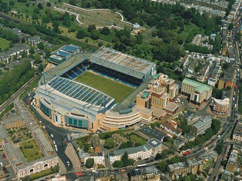 KSS's Stamford Bridge Stadium - Chelsea FC
