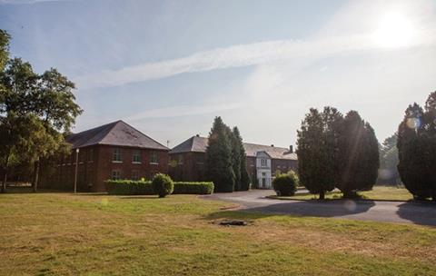 Heyford Park Free School is another example of a school built directly by a housebuilder, in this case Dorchester Living