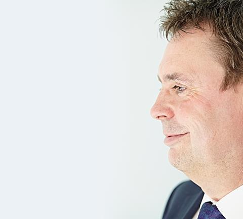 Cala chief executive Alan Brown