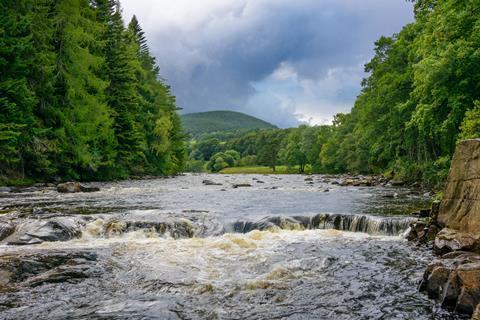 River Dee, Aberdeen.