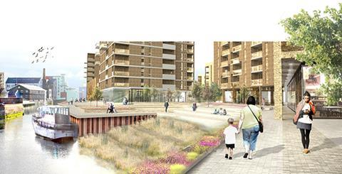 Fresh Wharf - Countryside and Notting Hill Housing