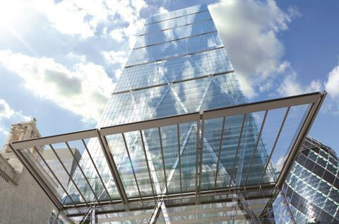 Cheesegrater Leadenhall Building