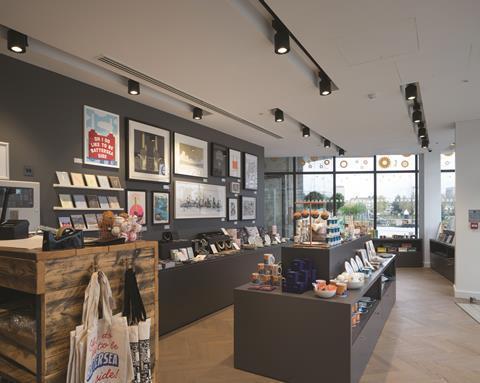 Battersea power station design store