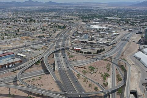 Las Vegas freeway
