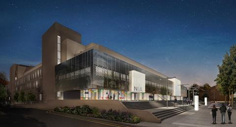 Architecture Initiative's Northampton International Academy