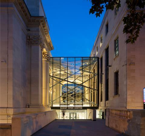 Sheppard Robson's London Business School: The Sammy Ofer Centre