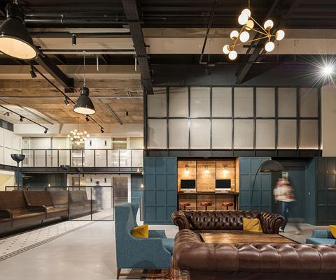 Tigg Coll Architects - Chapter Living, King's Cross
