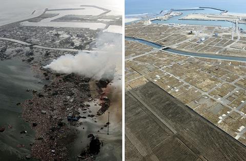 Rebuilding after Japan's tsunami | Features | Building