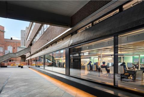 The Drysdale Building by LTS