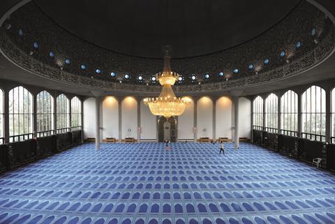 London mosque pa 35501250