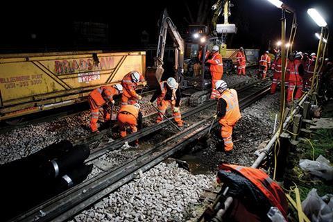 London Underground projects