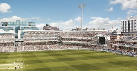 Lords new stand 3