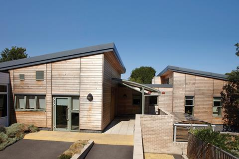 Kingspan pitched roof system