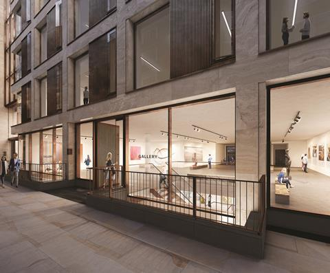 The copyright building berners street piercy&company cgi by ink 02