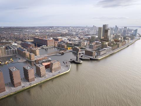 Liverpool Waters_View 02 (Northern Docks)_Issue 04