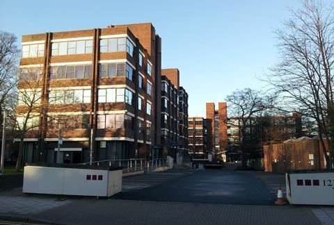 John  Madin's former Hagley Road HQ in Birmingham
