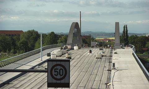 5. Waldschlösschen Bridge in Dresden Alamy D81TT2