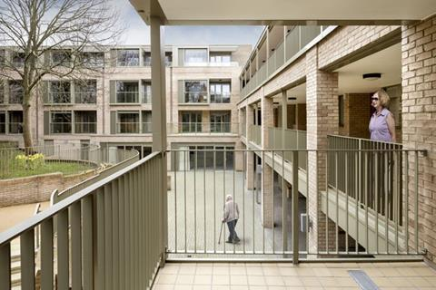 Windmill Court Extra Care Housing