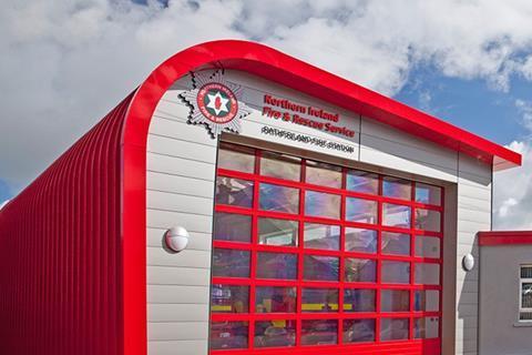 Rathfriland Fire Station