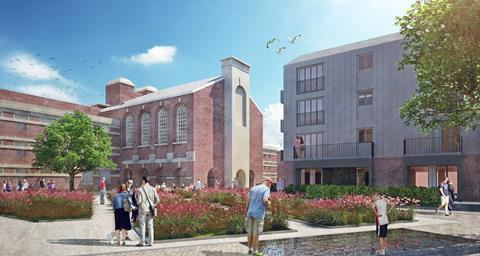 Feilden Clegg Bradley Studios' proposals for the redevelopment of HMP Gloucester