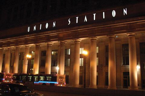 Union Station, Chicago