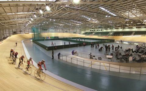 Welsh national velodrome