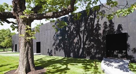 Peter Zumthor's Serpentine Pavilion