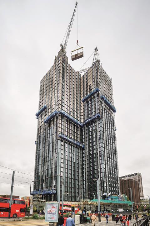 101 George Street modular Croydon projects NEW_RDS5967
