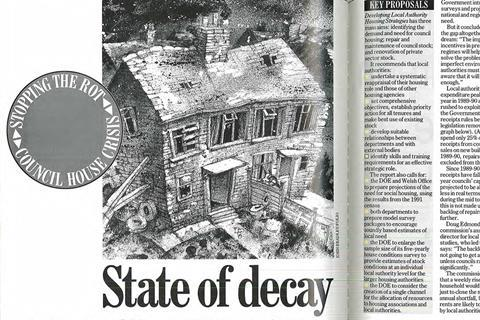 State of decay article from 1992