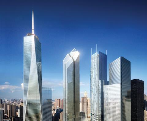 World Trade Centre site, New York