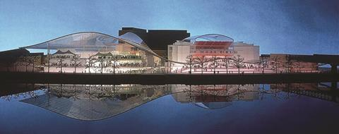 Richard Rogers' doomed plans for the South Bank