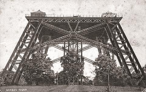 Wembley Eiffel Tower